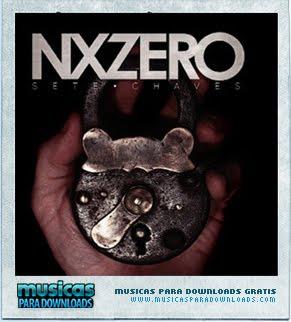 Capa Nx Zero   7 Chaves | músicas