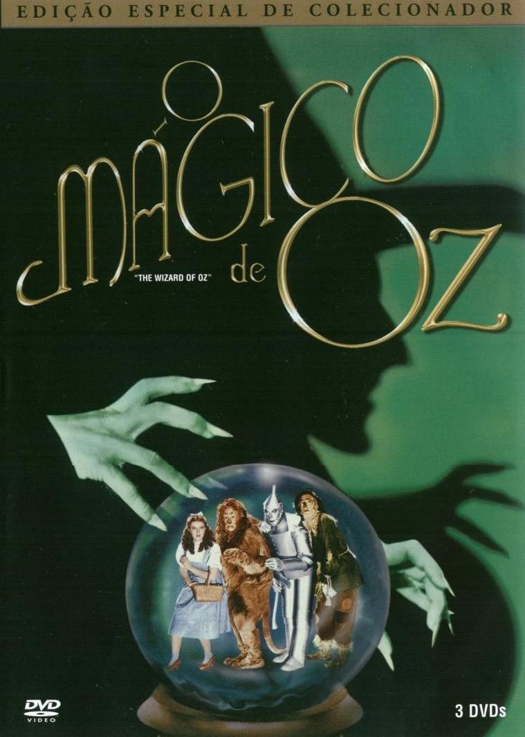O Mágico de Oz   Dublado