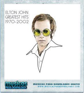 Capa Elton John   Greatest Hits | músicas