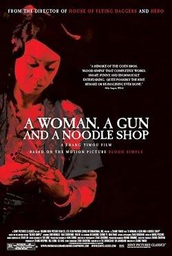 Uma Mulher, Uma Arma e Uma Loja de Macarrão Dual Áudio