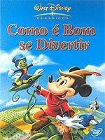Filme Poster Disney Como é Bom Se Divertir DVDRip XviD Dublado
