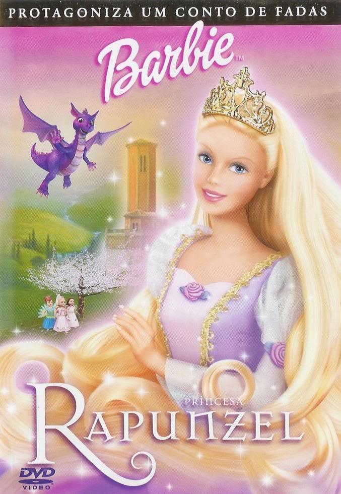 Z Barbie   Rapunzel   Dublado   Assistir Filme