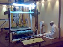 Pembuatan kelambu Ka'bah
