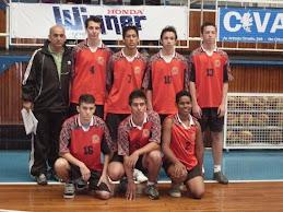 Voleibol Masculino  Escola Pedro