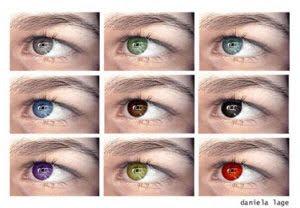 Como escolher a lente de contato
