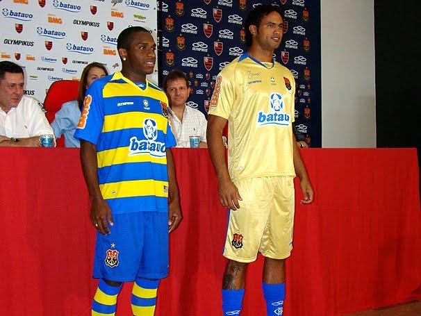 b8825f0739 Muito Pelo Contrário  Flamengo lança camisa tentando imitar o Tabajara  Futebol Clube