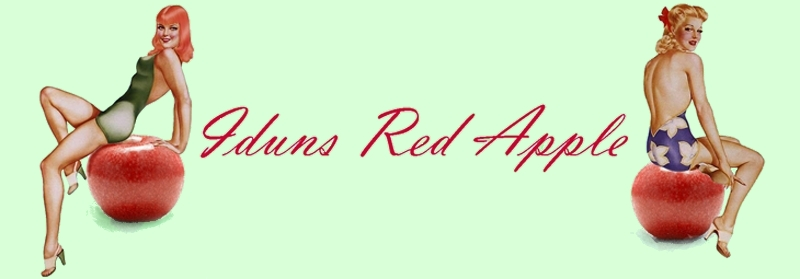 Iduns Red Apple