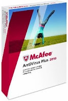 McAfee VirusScan Plus 2010