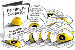 Marketing For Construction Video Course
