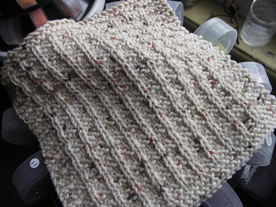 Christmas Dishcloth Free Knitting Pattern Patterns For You