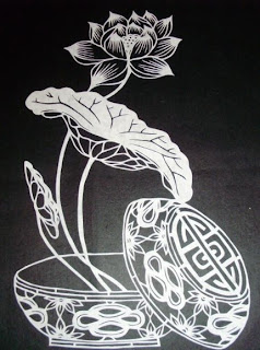 Hand made chinese paper cutting beautiful stuff hand for Beautiful paper cutting art