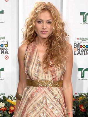 Paulina Rubio Top Ten