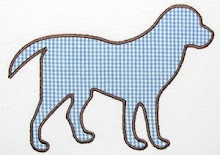 Dog applique