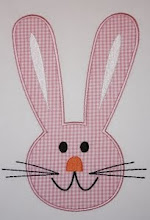 Bunny (can do in pink or blue)