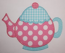 Teapot (Add initials for an extra touch)
