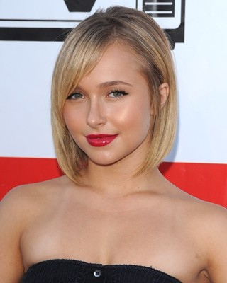 hayden panettiere haircut 2009. Bob Hairstyle Pictures