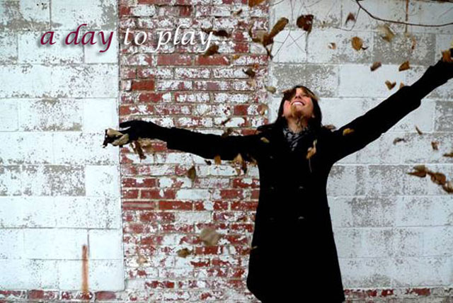 a day to play...