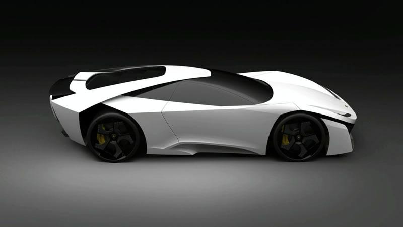 ROAD STAR CAR: Lamborghini Madura Concept 2016 Review Picture