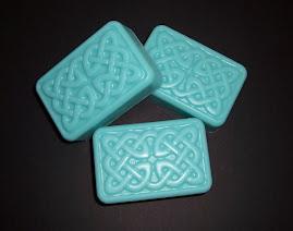 Vanilla Select Celtic Soap