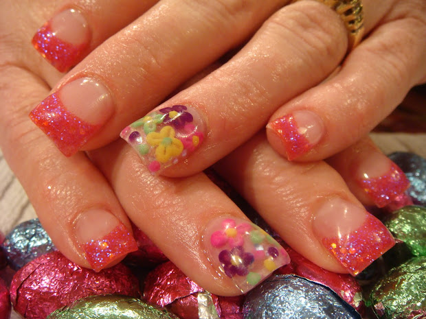 spring creations acrylic nails