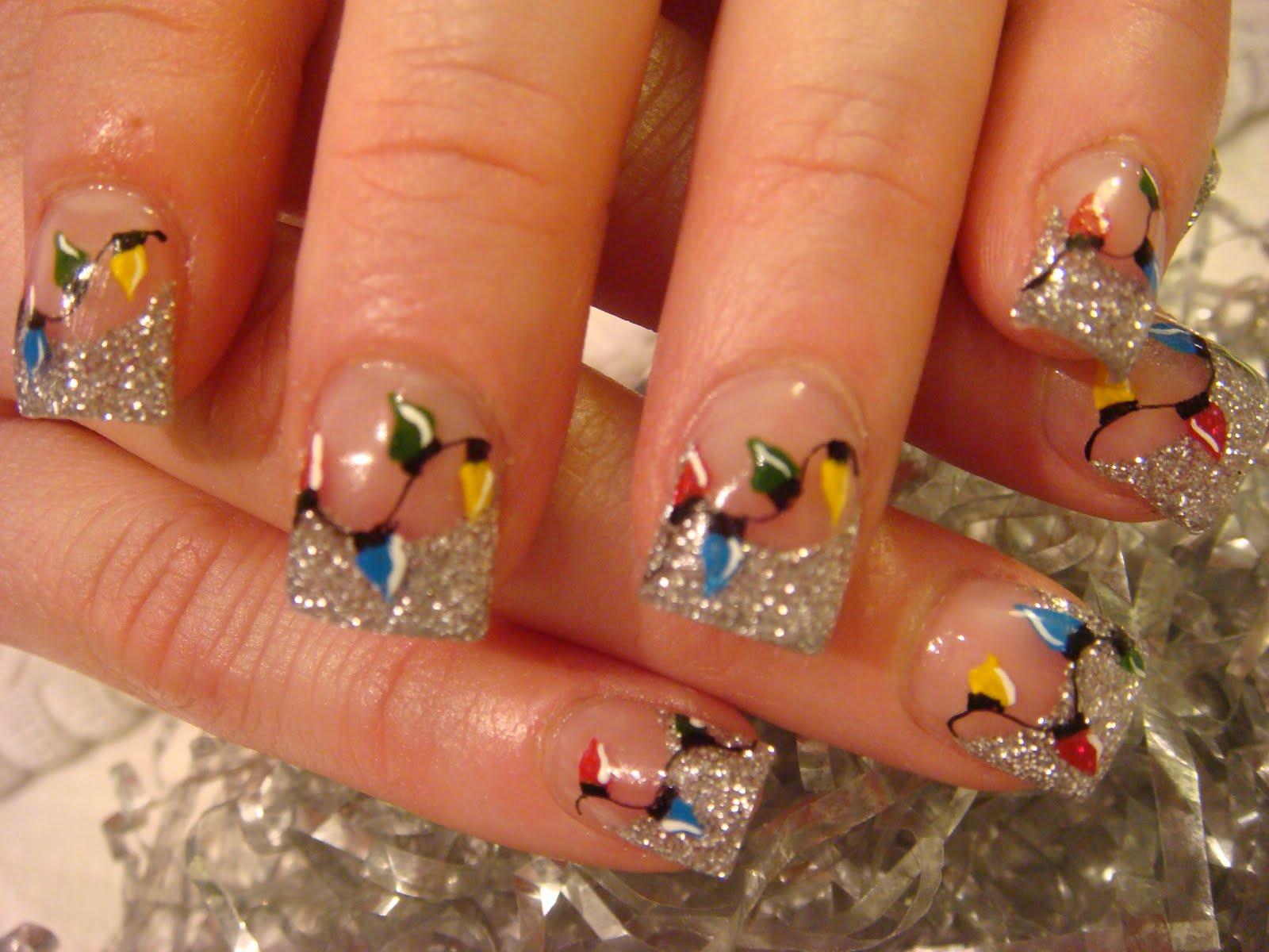 Nail Art: November 2010