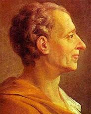 Charles de Montesquieu, foi um político, filósofo e escritor francês.