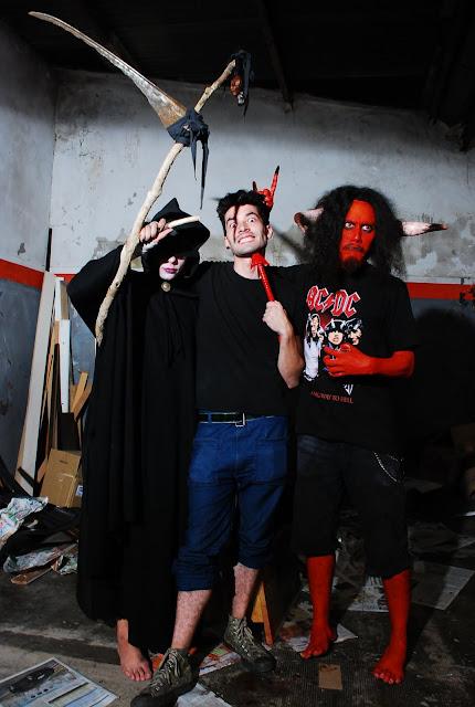 El Diablo y la Muerte