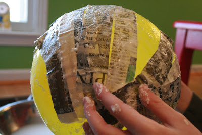 paper mache planet venus - photo #18