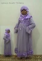 busana muslim anak perempuan, Putri Busana