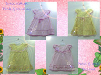dress pesta aliza kids