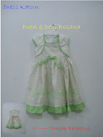dress pesta anak laiza kids