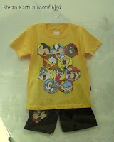 baju kartun anak terbaru, Putri Busana