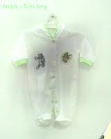 busana bayi motif kodok, Putri Busana