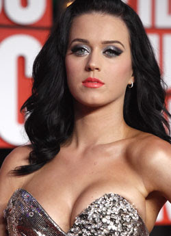 British comedian Russell Brand requested their guest to Visit Naked for Katy Perry's wedding