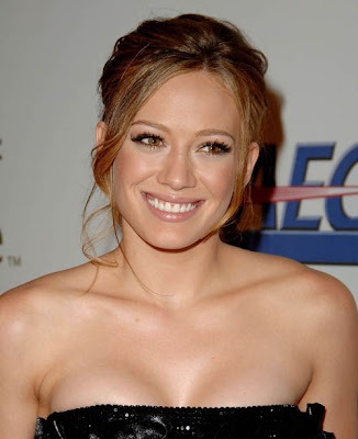 Hilary Duff would Love To Judge X-Factor!