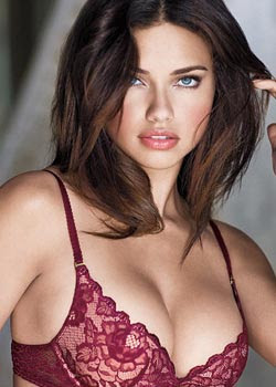 I am a Virgin: Adriana Lima