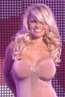 Pamela Anderson Plans To Go Serious