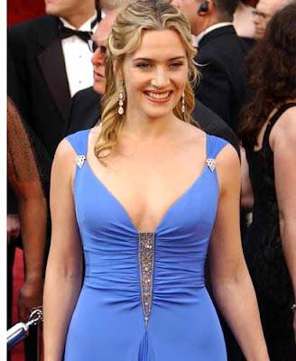 Winslet forgets Jolie at Golden Globes