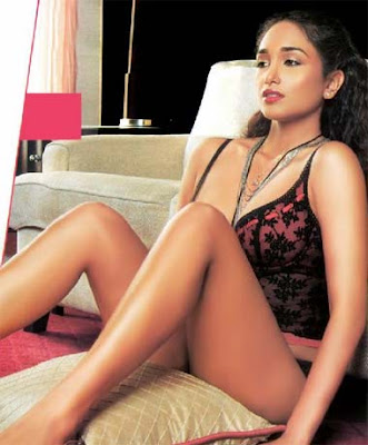 Jiah Khan seeks permission to wear a bikini