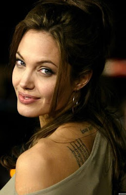 Angelina Jolie is Most Beautiful Female Celebrity