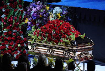 Michael Jackson's final resting place undetermined