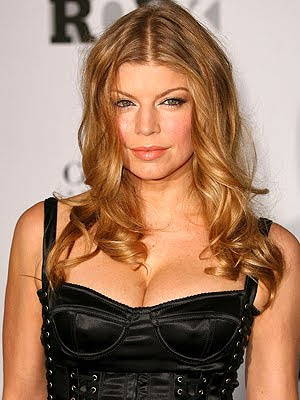 Black Eyed Peas singer Fergie is the learner diva between six drama queens