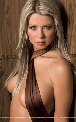 Tara Reid Poses Nude For Playboy