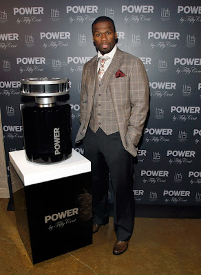 Power Is A Way Of Life : 50 Cent