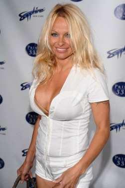 Pamela Anderson's Permanent Trailer
