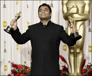 Oscar winner musician A.R. Rahman has opened up a shop