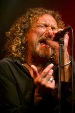 Robert Plant's Womanly Celebration