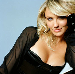 Cameron Diaz loves her juicy booty