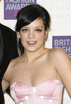 Lily Allen wanted a fancy dress shop