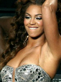Beyonce Knowles was virgin until marriage